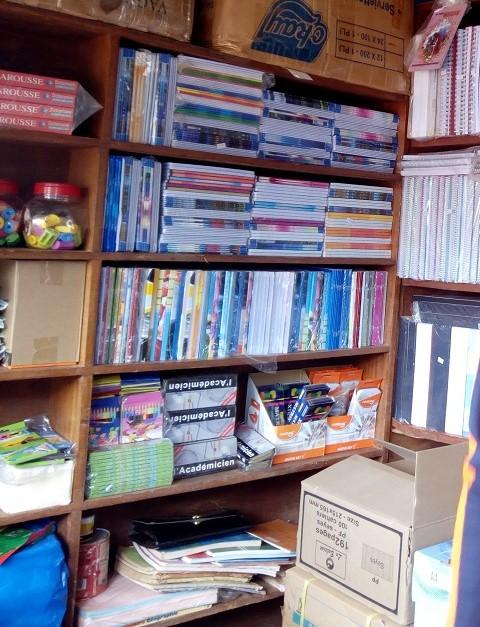 Rentrée scolaire 2018-2019: Les fournitures scolaires attendent leurs acquéreurs