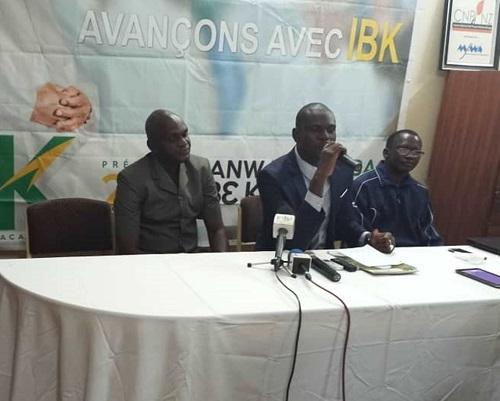 Mali: Le collectif d'associations et mouvements pro IBK nie une crise post électorale