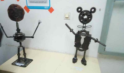 Sculpture: Une exposition-vente d'œuvres pour célébrer l'amitié entre le Burkina et la France