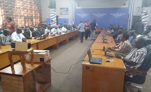 Réfugiés maliens au Burkina: Des experts se penchent sur la mise en œuvre de l'accord tripartite de 2015