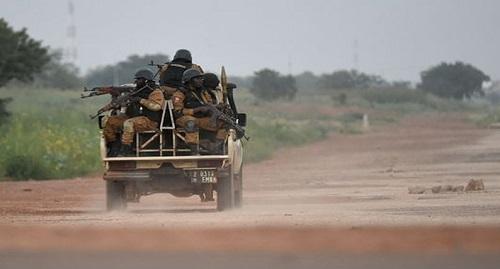 Sécurité: Des bases terroristes détruites à l'Est selon l'État-major général des armées