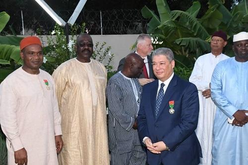 Coopération Burkina - Egypte: Le Burkina rend hommage à «un grand ami»