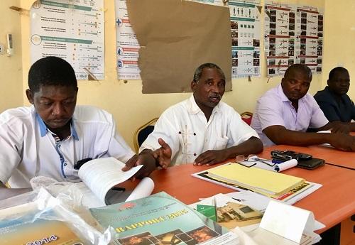 Transparence dans les industries extractives: Matinée de redevabilité à Gogo, dans le Zoundwéogo