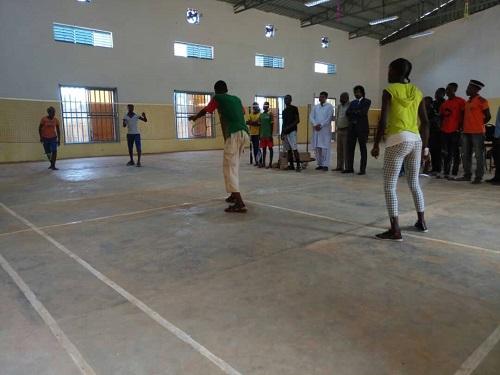 Sport/Badminton Burkina: la Confédération africaine lance un projet de promotion de la discipline dans les écoles