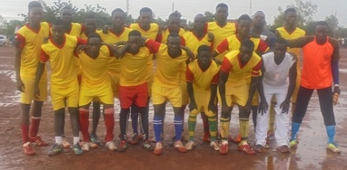 Commune de Saaba: Quinze équipes  à la conquête du trophée de la coupe du Conseil régional du Centre