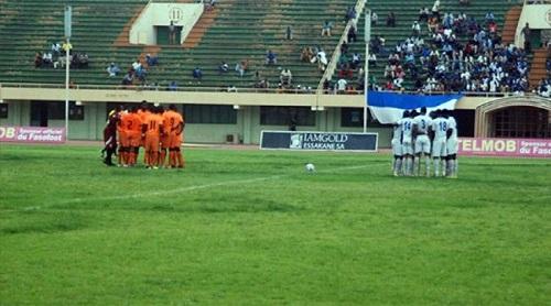 Championnat national D1: L'ASFA-Y fait son show face à l'AS Douanes (0-4)