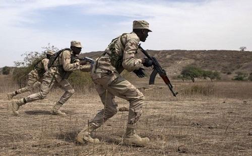 Burkina: Au moins six forces de défense et de sécurité tuées dans l'explosion d'un engin à Pétogoli