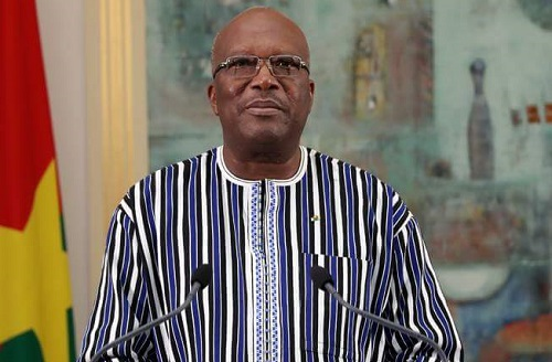 Attaque de Pétogoli: Le Président du Faso salue la mémoire des FDS tombées