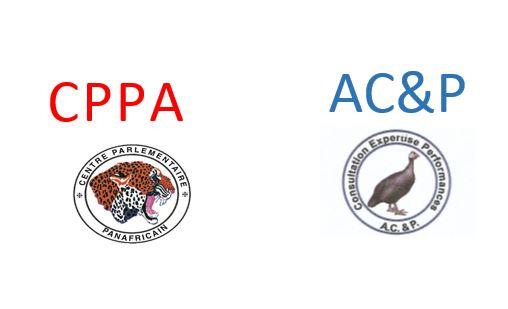 Tableau des séminaires de formation du Centre Parlementaire Panafricain et du cabinet Africa Consult & Performances