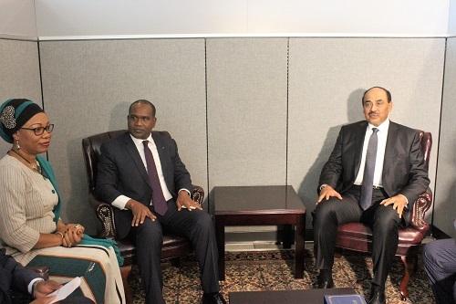 73e Assemblée générale de l'ONU: Le Burkina Faso renforce sa coopération