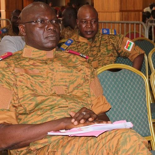 Auditions du putsch de 2015: «J'avais peur du RSP», lieutenant-colonel Mamadou Bamba
