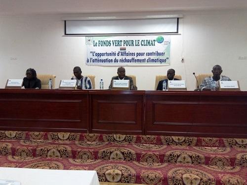 Changement climatique: Le Burkina lance la campagne d'information sur le Fonds vert