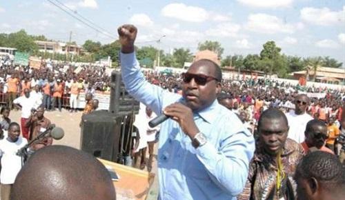 Marche-meeting de l'opposition: Les partis représentant le CFOP en Europe invitent les Burkinabè à y participer