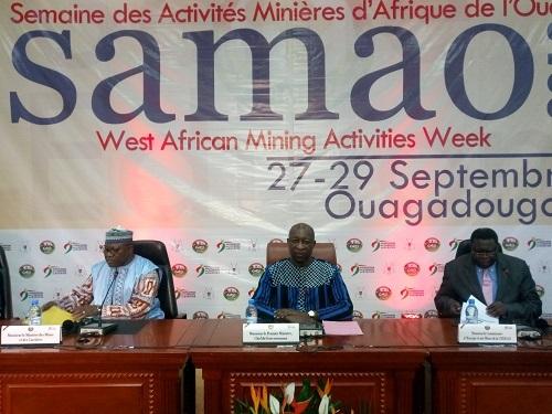3e édition de la SAMAO: Pour faire du secteur minier un moteur de croissance et de développement durable en Afrique