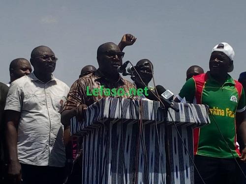 Marche-meeting de l'opposition: «Les tentatives de boycott et de débauchage du MPP ont échoué!»