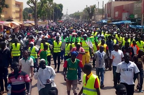 Politique: «A partir de ce jour, les marches-meetings de l'opposition reprennent au Burkina Faso», annonce  Zéphirin Diabré