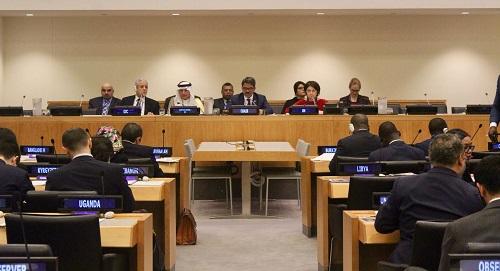 73e session de l'ONU: L'Organisation de la coopération islamique réaffirme sa détermination à vaincre le terrorisme