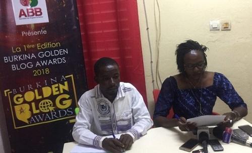 «Burkina Golden Blog Awards» ou la nuit du mérite des blogueurs