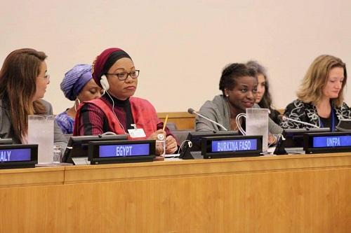 Lutte contre les mutilations génitales féminines: Le Burkina partage son expérience