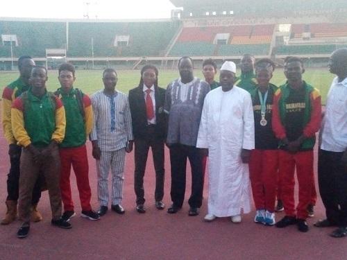 Championnats d'Afrique de karaté-do: Désormais, il faut compter avec le Burkina