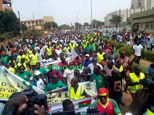 Marche-meeting du 29 septembre 2018: Satisfaction sur tous les plans, selon l'opposition politique