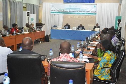 Semaine de l'économie verte: Le Burkina à l'école de la diplomatie climatique