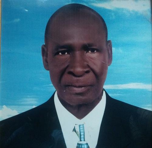 Décès  de TRAORE GOMGOUSBA SOUNGALO JEROME: Remerciements et faire part