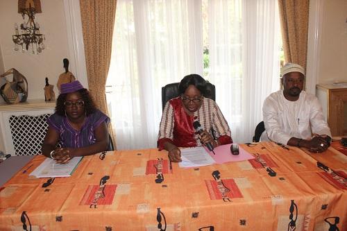 Conseil supérieur des Burkinabè de l'étranger: MmeNadège Ilboudo prend ses fonctions de déléguée pour la Belgique et le Luxembourg