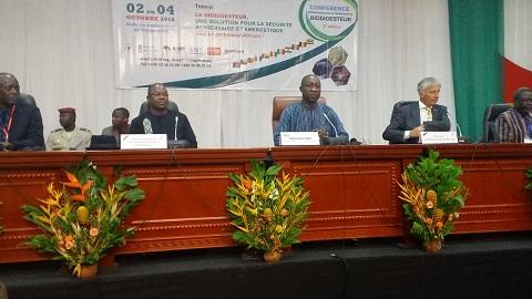 Technologie du biodigesteur: Des ministres examinent les progrès réalisés depuis la première édition
