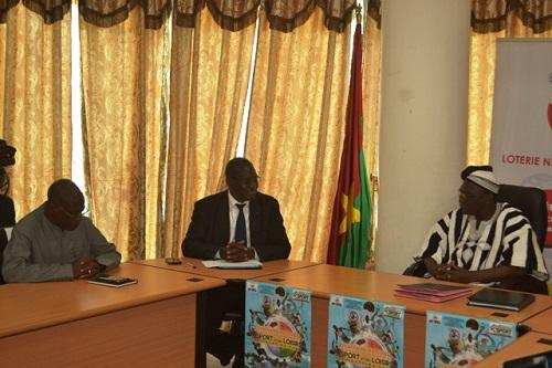 Tour du Faso 2018: La LONAB apporte 200 millions de francs CFA
