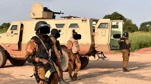 Soum: Une dizaine de terroristes neutralisés