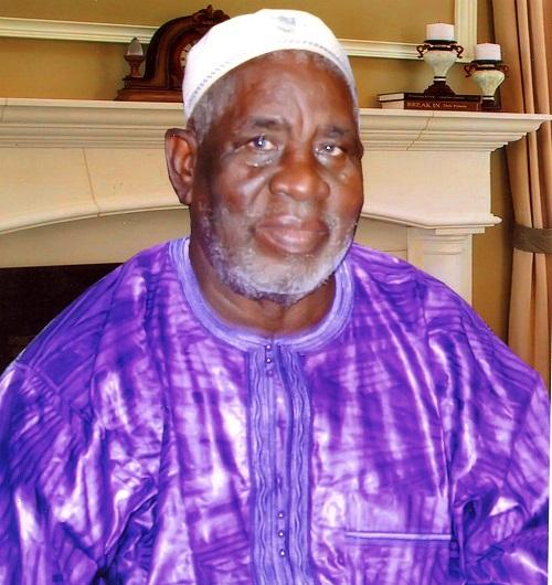 Décès  de El Hadj FOFANA Ibrahima dit Biton: Remerciements et faire part