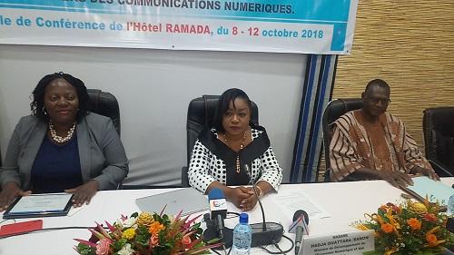 Développement du numérique: Les acteurs africains se penchent sur la question à Ouagadougou