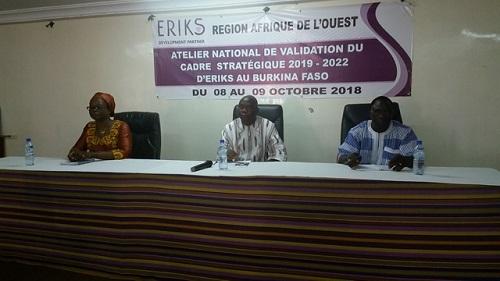 Droits de l'enfant au Burkina: L'ONG Eriks veut renforcer le système de protection