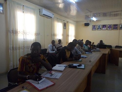 Programme national du secteur rural: Une quarantaine de journalistes outillés sur les enjeux de la phase II