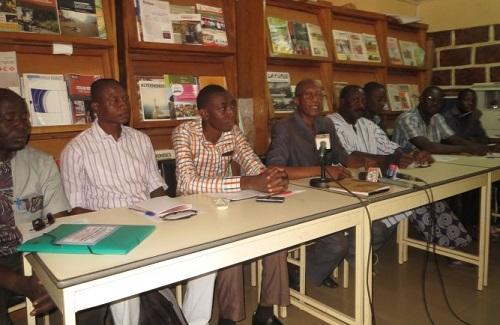 An IV de l'insurrection populaire: Une coalition d'organisations annonce une marche-meeting, à Ouagadougou