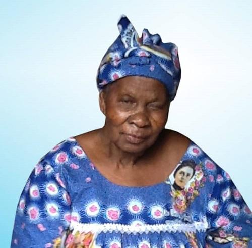 Décès  de MmeNIESSOUGOU / SARE Kirigalo Jeannette «Many, Grand Maman»: Remerciements et faire part
