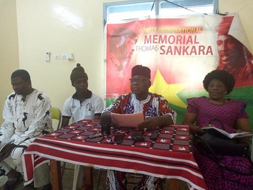 31 ans de l'assassinat de Thomas Sankara: Pose de la première pierre de la construction du Mémorial, ce 15 octobre 2018