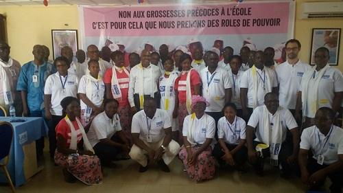 Journée internationale de la jeune fille: Les paires mises à contribution pour lutter contre les grossesses précoces en milieu scolaire au Burkina