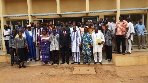 Laboratoire national de santé publique: Le nouveau directeur général prêt à relever les défis