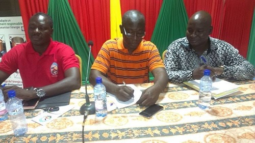 Situation sécuritaire au Burkina: Le diagnostic de Pr Augustin Loada, délégué général du Mouvement Tengembilum Tamassira
