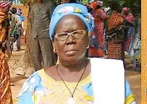 Décès de MmeZEBA née ZIGANI Justine: Faire-part