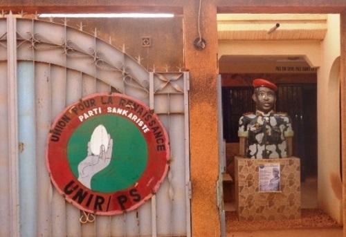 Assassinat de Thomas Sankara: L'UNIR/PS commémore le 15 octobre 2018 à Koudougou