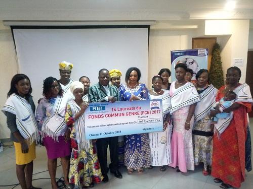 Fonds commun genre: Plus de 300 millions de F CFA mobilisés pour financer quatorze projets