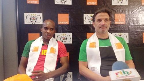 Paulo Duarte à propos du match Burkina # Botswana: «Je dispose de mon effectif au complet, sans blessé, ni absent»