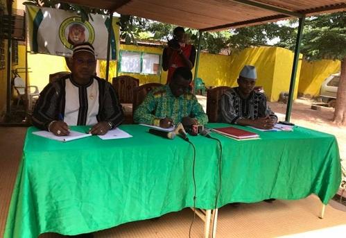Crise à la CENI: L'UPC réaffirme son soutien aux commissaires de l'opposition