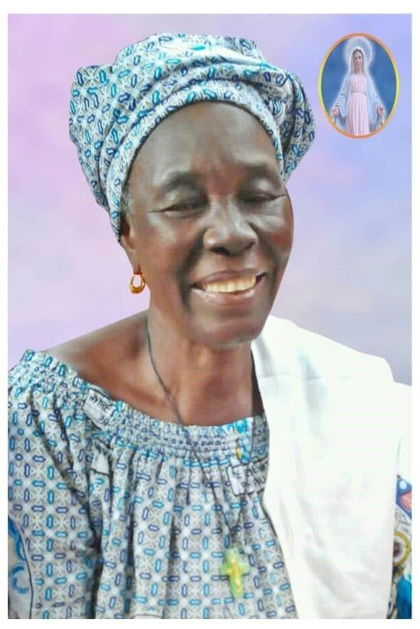 IN MEMORIA: MmeSANGLI née THIOMBIANO Asséto Tani Irène