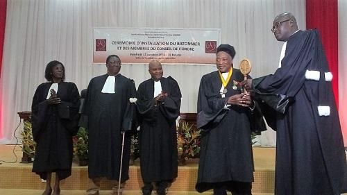 Barreau burkinabè: Mamadou Savadogo passe le témoin à Paulin Marcellin Salambéré