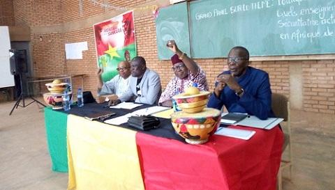 Sécurité: Quels enseignements tirer de la révolution de Thomas Sankara pour venir à bout de l'insécurité actuelle?