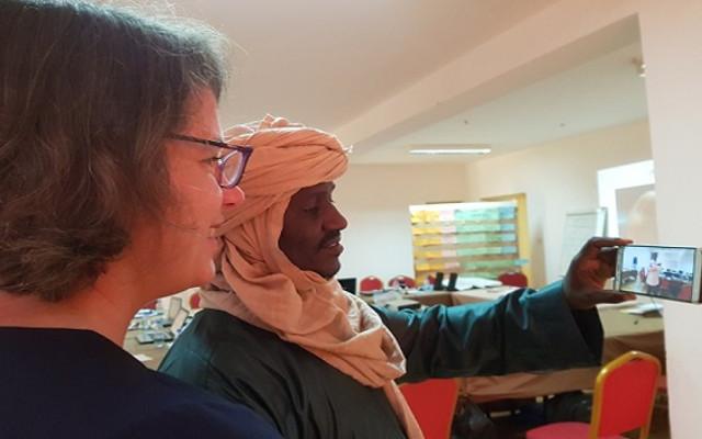 Journalisme mobile: Douze journalistes apprennent le b.a.-ba à Bamako